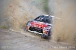 Startuoja prekyba bilietais į WRC etapą Lietuvoje