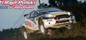 LOTOS 71ST RALLY POLAND, birželio 26-29d., 2014 2014 FIA Pasaulio ralio čempionato 7 etapas  Penktadienis, birželio 27d., 2014