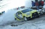 """""""Halls Winter rally 2012"""" nugalėtojas – latvis Janis Vorobjovs"""