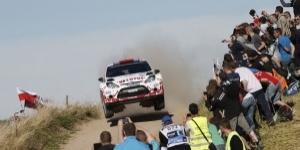 WRC etapas prasideda trimis greičio ruožais ketvirtadieni